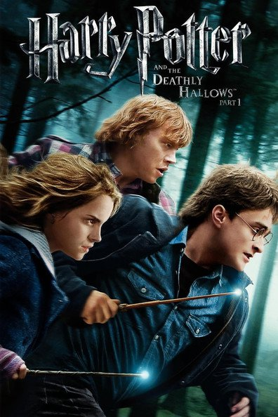 Harry Potter and the Deathly Hallows (Part 1) (2010)